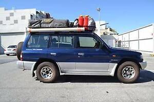 4x4 Pajero 98 Rooftop Tent full camping equipment Brisbane City Brisbane North West Preview