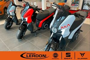 Seat MÓ 125 |Daring Red|E-Scooter|ab 69Eur mtl.|