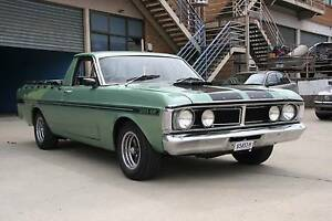 1972 Ford Falcon XY Ute (GT Tribute) Fyshwick South Canberra Preview