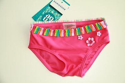 Baby-Badehose Schiesser Mädchen Gr. 62-68 pink LF 50+