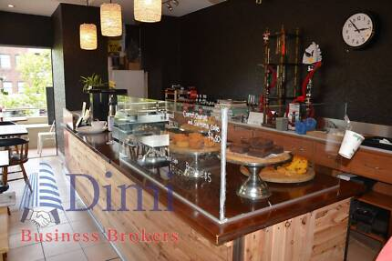 BUSY AND PROFITABLE COFFEE SHOP AT A GREAT LOCATION/NORTH SYDNEY