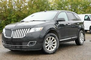 2013 LINCOLN MKX SUV - Rear Camera Heated Seats & Steering Wheel