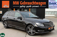 Mercedes-Benz C350T CDI Blue Effici Edition C MB Garantie 2018