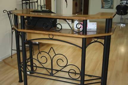 Reception Desk Carrum Downs Frankston Area Preview