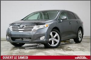 2011 Toyota Venza TOURING AWD V6 CUIR TOIT PUSH START