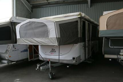 2011 JAYCO FLAMINGO CAMPER - STOCK #760 Oaks Estate Queanbeyan Area Preview