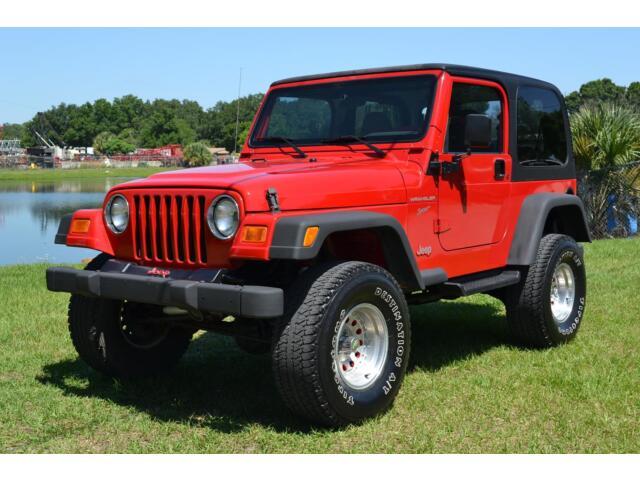2002 jeep wrangler 4x4 hard top 4 super lift 33 tires eagle alloys used jeep wrangler. Black Bedroom Furniture Sets. Home Design Ideas