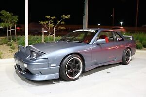 1990 NISSAN SILVIA S13 TYPE X FRONT