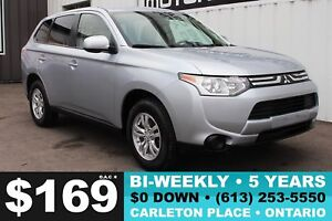 2014 Mitsubishi Outlander ES TRADE IN | CLEAN CARPROOF | BLUE...