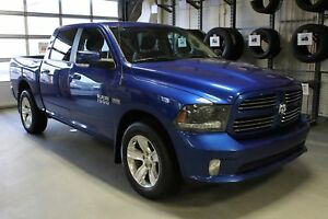 2015 Ram 1500 Sport | Leather | Remote Start | Bluetooth | Cruis