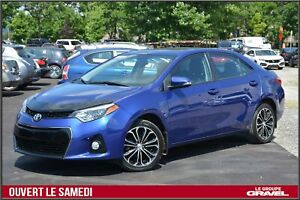 2016 Toyota Corolla S - Toit ouvrant - Mags - Air clim -