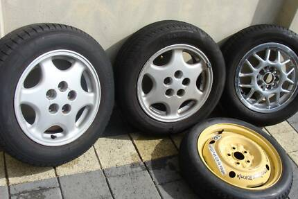 Four used 14 inch Rims 5 studs Joondalup Joondalup Area Preview