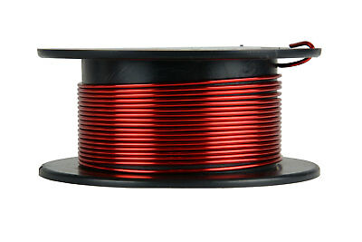 Temco Magnet Wire 15 Awg Gauge Enameled Copper 2oz 155c 12.5ft Coil Winding