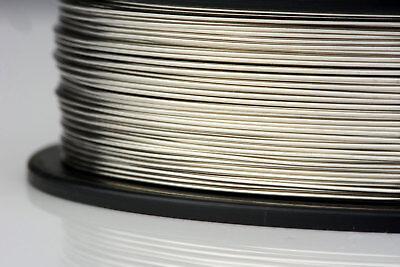 Temco Pure Nickel Wire 26 Gauge 1 Lb Non Resistance Awg Ni200 Nickel 200ga
