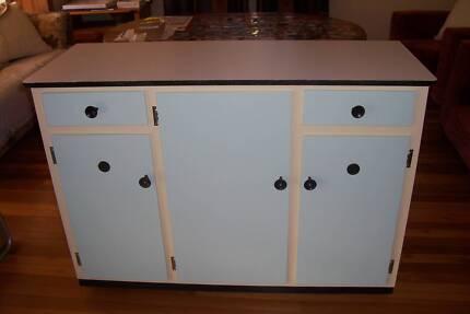 Retro Kitchen Cupboard