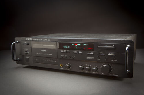 Beautiful Carver Tdr-1550 Auto-reverse Cassette Deck - Incredible sound!
