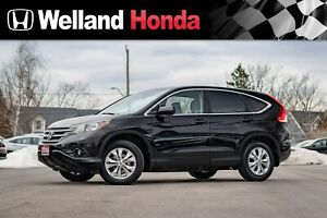 2014 Honda CR-V EX | ONE OWNER | NO ACCIDENTS