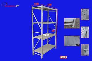NEW HD Longspan  Warehouse Racking Storage Shelving Rack Garage Sunnybank Brisbane South West Preview