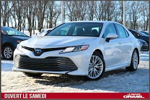 2018 Toyota Camry Hybrid XLE - CUIR - TOIT OUVRANT - GPS - MAGS