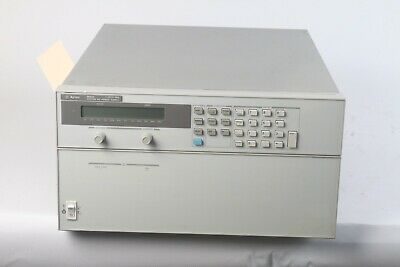 Agilent Hp Keysight 6683a 32v 160a 5000 Watt Dc Power Supply - As Is