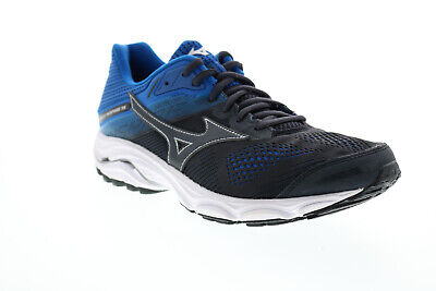 mens mizuno running shoes size 9.5 eu weight right green left