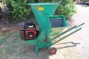 Hansa australian built chipper mulcher + soil compost attachment Llandilo Penrith Area Preview