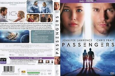 DVD - PASSENGERS -  [DVD + Copie digitale]