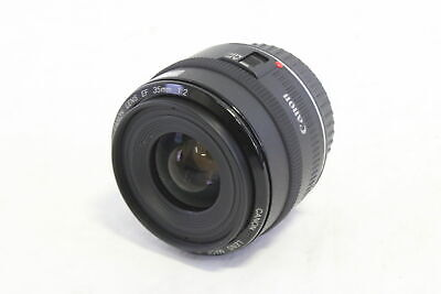 Canon EF 35mm f/2 Lens w/ Lens Pouch