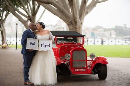 Hog Tied Weddings & Formals