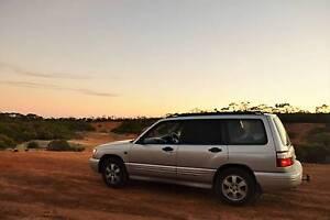 2001 Subaru Forester Wagon AWD Melbourne CBD Melbourne City Preview