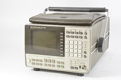 Hp 3561a Dynamic Signal Analyzer Option 001