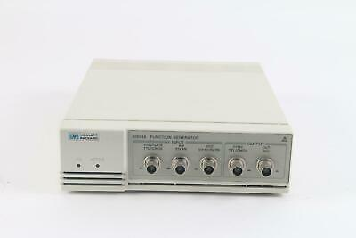 Hp Hewlett Packard 61014a Function Generator