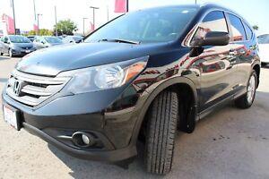 2012 Honda CR-V Touring Bluetooth, Sunroof, Heated Leather Se...