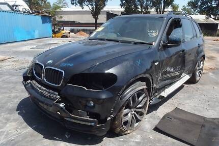 BMW X5 E70 MSport Engine Door Mirror Wheel Mag Light Glass Strut Revesby Bankstown Area Preview
