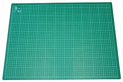 Am-Tech A2 Cutting Mat - Non Slip Printed Grids Knife Board Crafts Models -S0520