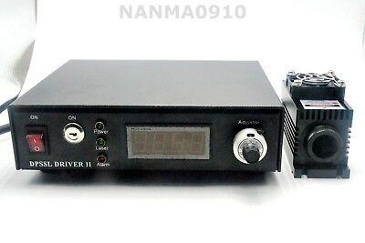 4w 980nm Ir Infrared Laser Dot Module Ttlanalog Tec Lab Adjusable Power
