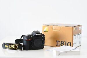 Nikon D810 Camera body only Brisbane City Brisbane North West Preview