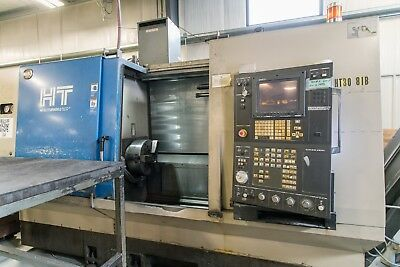 Year 2000 Hitachi Seiki Ht30j Cnc Lathe - Good Working Order Up To 3 Available