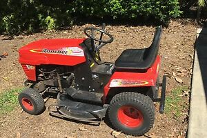 ROVER RANCHER RIDE-ON MOWER Deception Bay Caboolture Area Preview