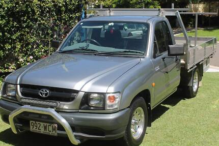 Toyota Workmate Ute tray back in vety good condition 2005