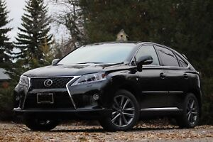 2015 Lexus RX 350 f sport brand new condition only 700 km