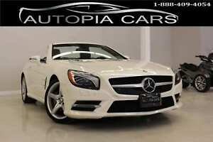 2013 Mercedes-Benz SL-Class 550 AMG PKG/DISTRONIC/BLINDSPOT