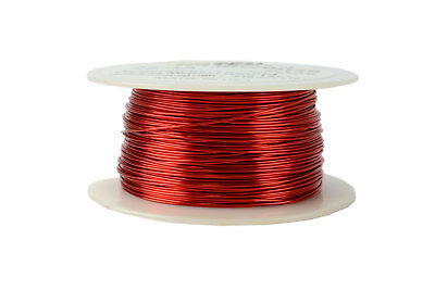 Temco Magnet Wire 22 Awg Gauge Enameled Copper 8oz 155c 250ft Coil Winding