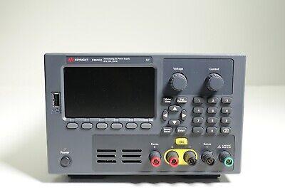 Keysight Used E36232a Dc Power Supply Single-output Auto-range 60v10a200w