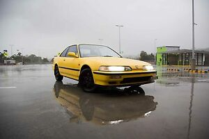1992 Honda Integra DA9 with REGO Auto 180,000kms Coupe Narrabeen Manly Area Preview