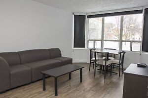 uWaterloo Students! Furnished 1 Bed Options for May!