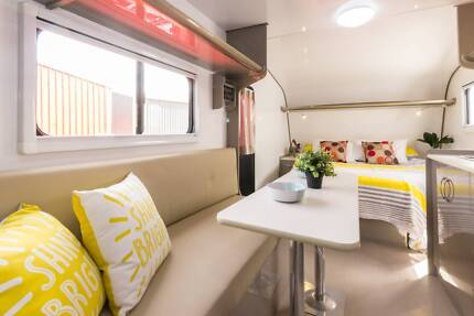 20FT Goldstar RV Family Van Sleeps 5 Combo Shower/Toilet Berrilee Hornsby Area Preview