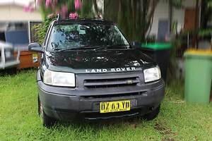 2003 Land Rover Freelander Wagon Colyton Penrith Area Preview