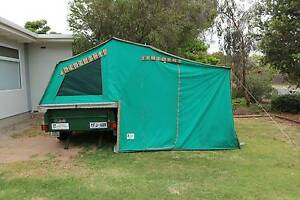 """Camper Trailer Cavalier """"Deluxe"""" On-Road North Brighton Holdfast Bay Preview"""