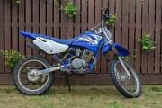 Yamaha TT-R125 Redland Bay Redland Area Preview